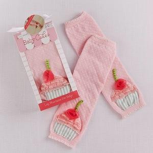 Cupcakes leg warmers